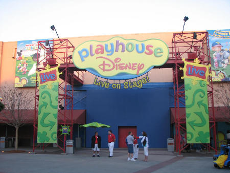 Mccrory blog: playhouse disney live on stage