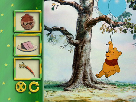 Opening to the many adventures of winnie the pooh: friendship.